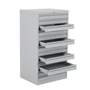Meuble a Plan A3 13 tiroirs dont 4 ouverts